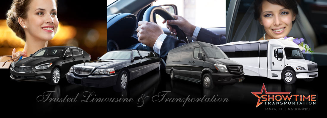 South Tampa Limousine Rental Discount Rates
