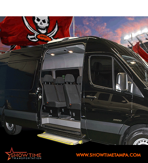 Tampa SPORTING EVENT TRANSPORTATION SERVICE