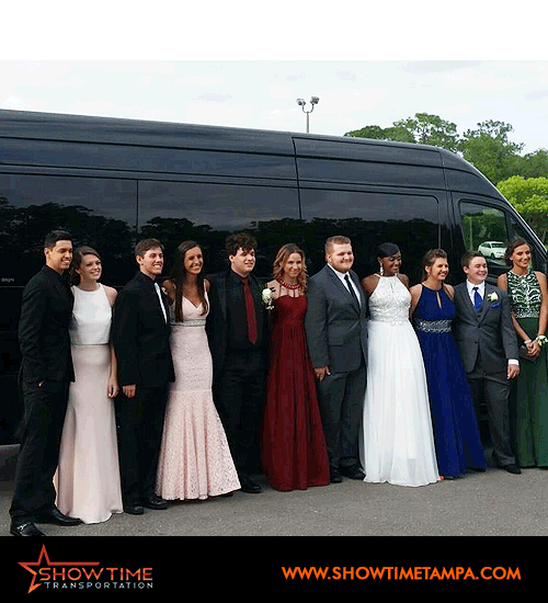 Palm Harbor Prom Limo Service